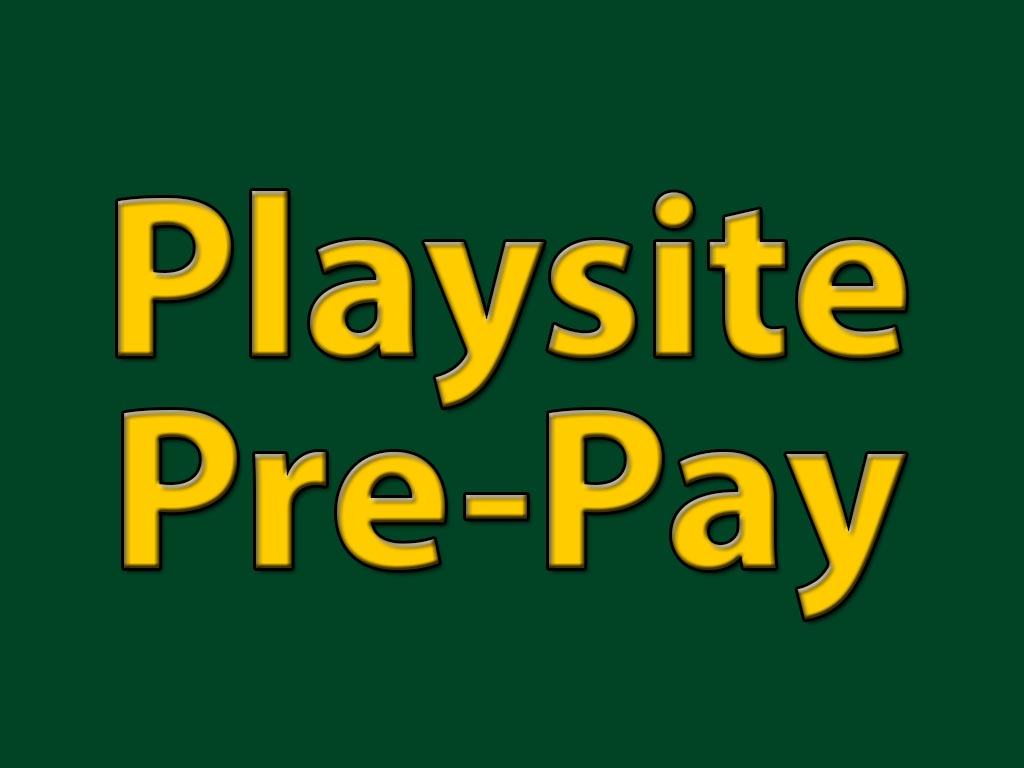 Bunny Lane Playsite Pre-Payment - Non-Members